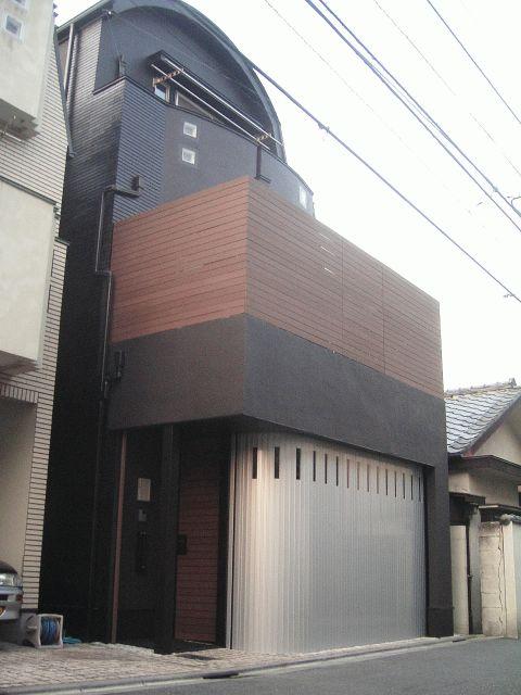 渋谷現場施工後
